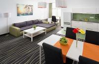 Elegáns és romantikus szabad szoba A Rubin Wellness Hotelben